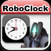 VoiceClock-RoboClock