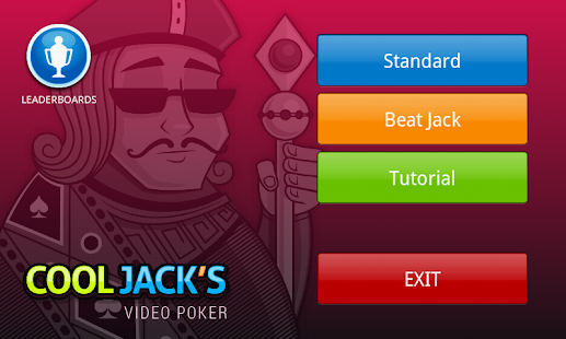 Video Poker: Cool Jack - screenshot thumbnail
