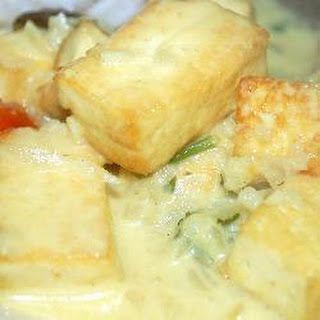 Tofu and Coconut Milk Curry Recipe