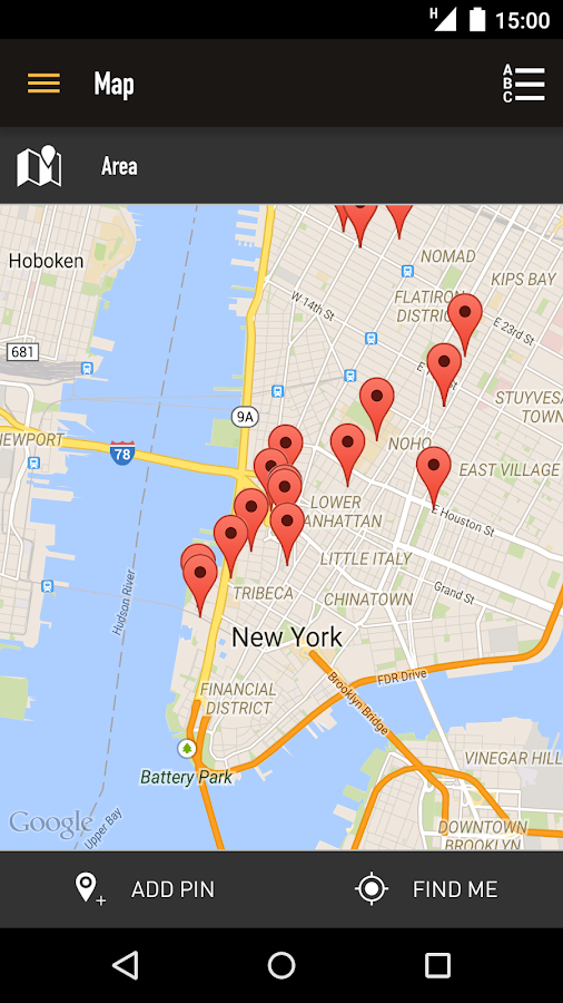 Tribeca- screenshot