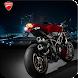 Speed 3D Ducati Racing Moto