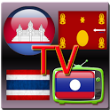 Khmer TV Live (61 TVChannels) icon