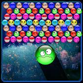 Shoot Bubble Angry Blast