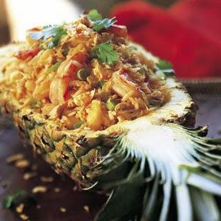 Pineapple Fried Jasmine Rice (Khao Phat Supparot)