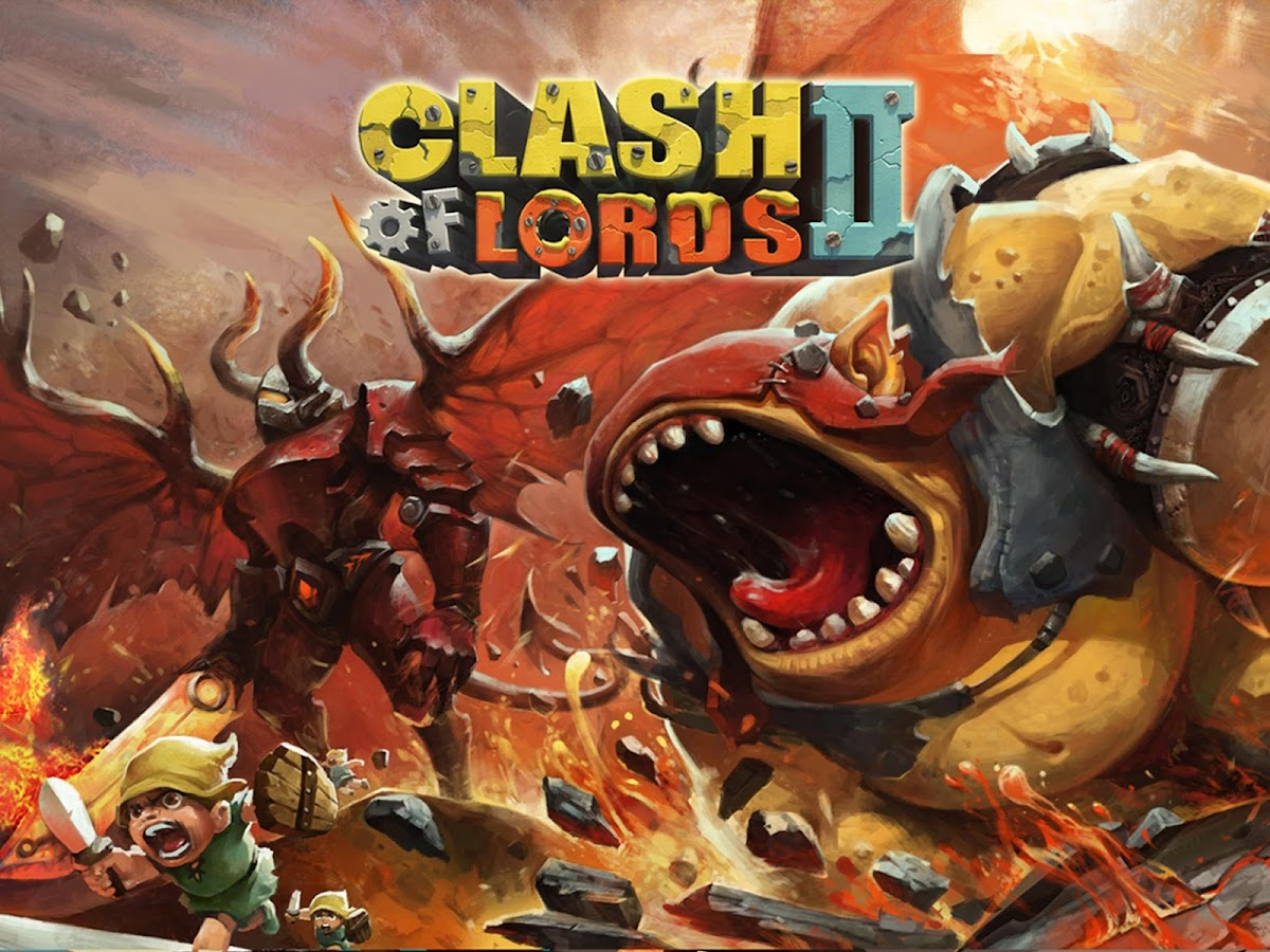 Clash of Lords 2- screenshot