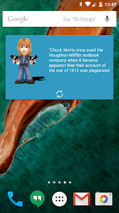 Chuck Facts- screenshot thumbnail