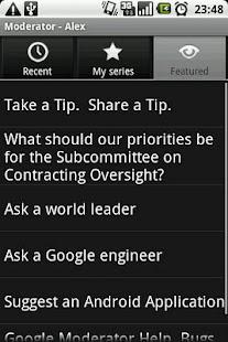 Moderator- screenshot thumbnail