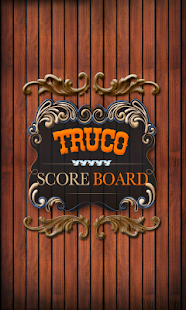 Truco Score Board - screenshot thumbnail