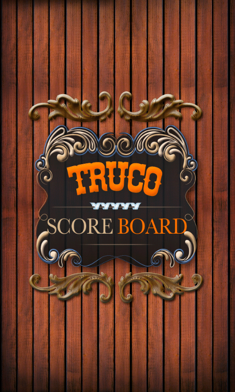 Truco Score Board - screenshot