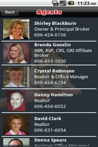 AAA Real Estate Services - screenshot