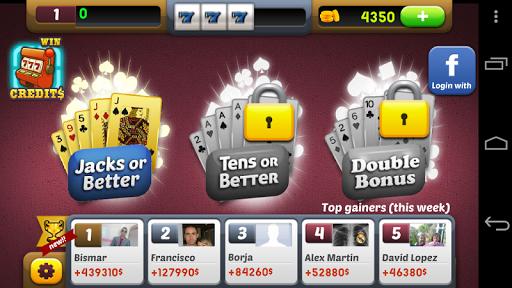 Video Poker Slots Premium