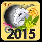 Calendario lunare PRO