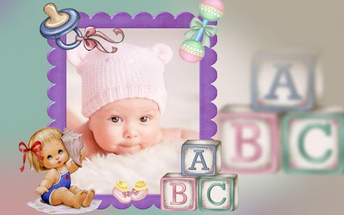 baby picture frame maker screenshot thumbnail