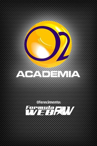 Academia O2 Classes - screenshot