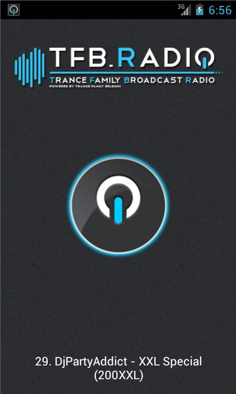 TFB Radio- screenshot