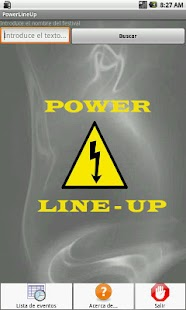 PowerLineUp - screenshot thumbnail