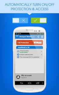 Hotspot Shield Free VPN Proxy Screenshot 8