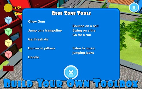 The Zones of Regulation - screenshot thumbnail