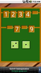 Shut The Box - screenshot thumbnail