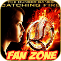 Hunger Games Catching Fire Fan logo