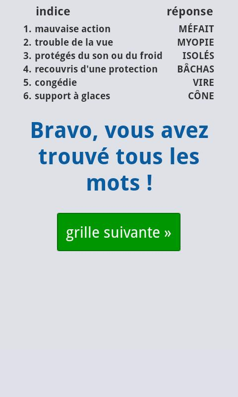 Melimots- screenshot