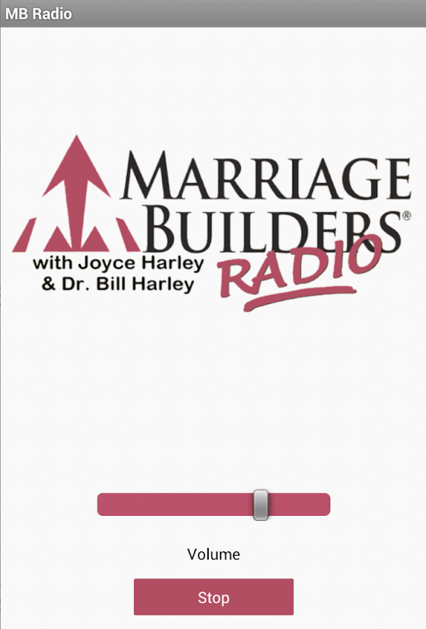 Marriage Builders® Radio- screenshot