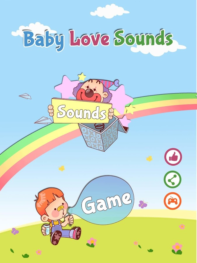 Baby Love Sounds - Pro- screenshot