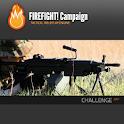 Firefight! Challenge logo
