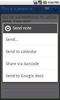 Screenshot of Note Everything
