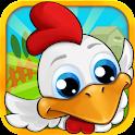 Super Chicken logo
