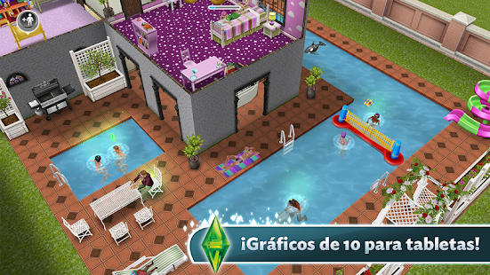Los Sims™  FreePlay - screenshot thumbnail