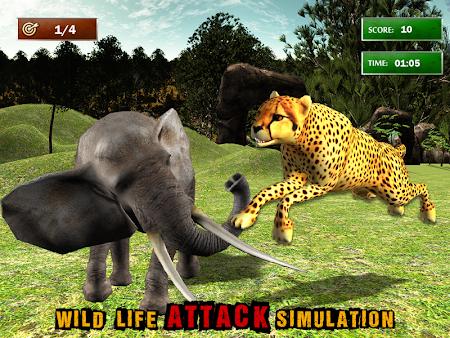 African Cheetah Survival Sim 1.1 screenshot 69708