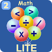 Second Grade Kids Math Lite
