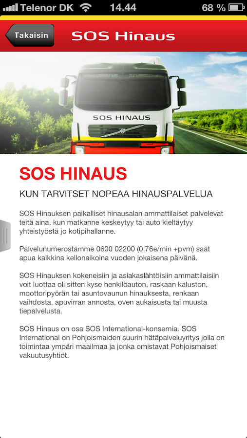 SOS Hinaus - Android Apps on Google Play