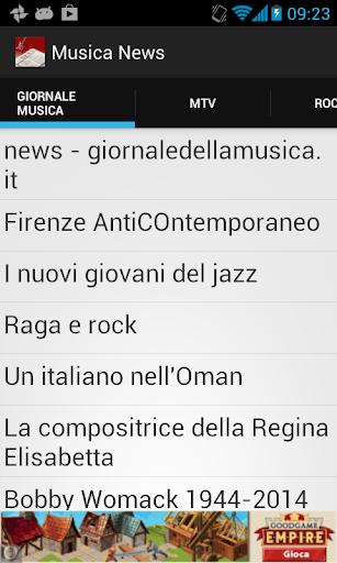 Musica News