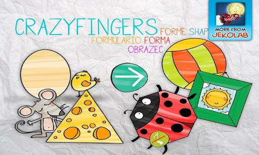 Crazyfingers Shapes
