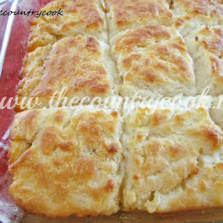 Butter Dip Biscuits.
