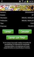 Screenshot of ¿De Qué Compañía Es? México