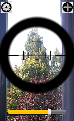 Camera Sniper Scope - screenshot