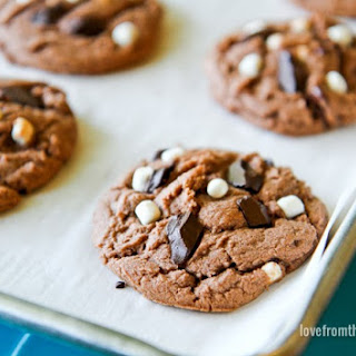 Hot Chocolate Cookies.