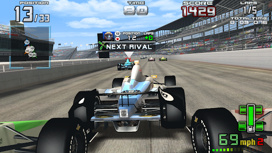 INDY 500 Arcade Racing Screenshot 11
