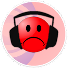 Be Quiet - The noise alert icon