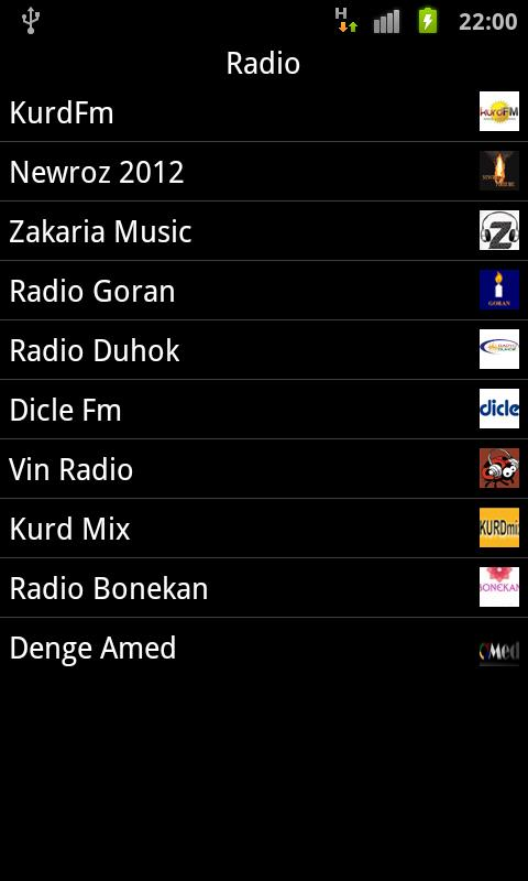 Kurd TV Radio - screenshot
