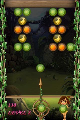Jungle Shooter - screenshot
