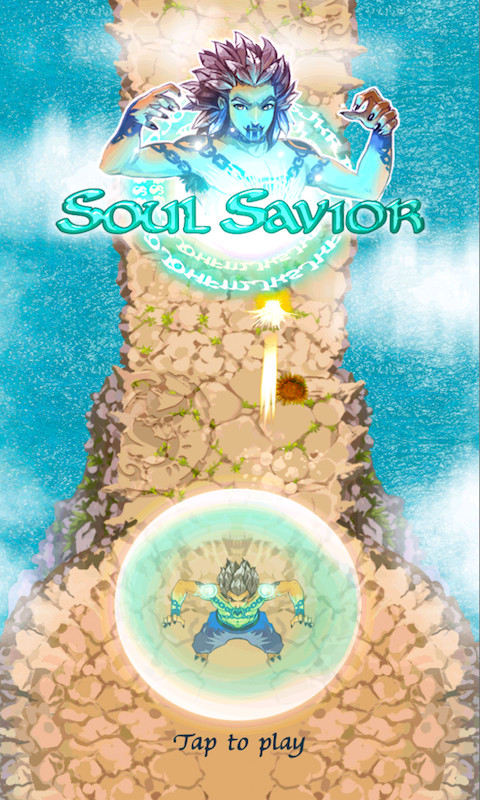 Soul Savior: captura de pantalla