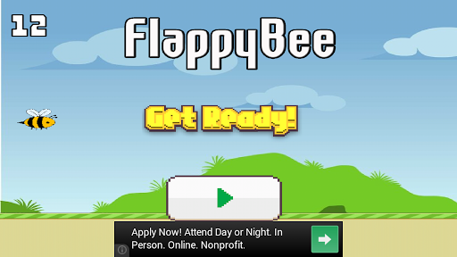 Flappy Bee Adventure