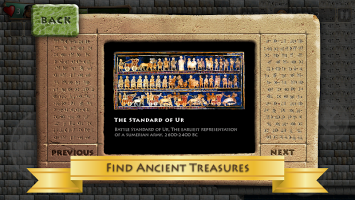 Babylonian Twins Platformer + - screenshot