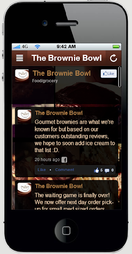 The Brownie Bowl