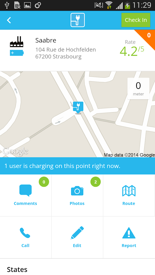 ChargeMap- screenshot