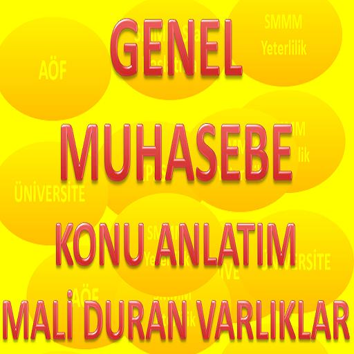 GENEL MUHASEBE MALİ DURAN VARL